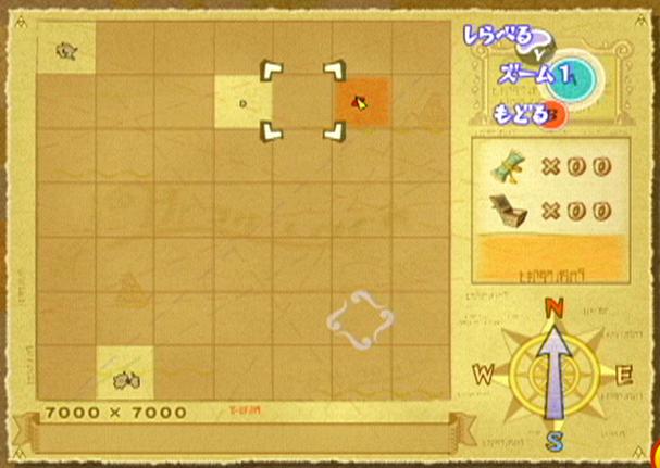 Zelda Wind Waker Karte.Ice Mountain Wind Waker Ice Mountain