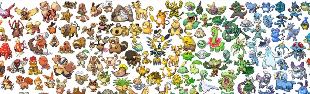 Pokemon X And Y Pokemon Pokedex | www.pixshark.com ...