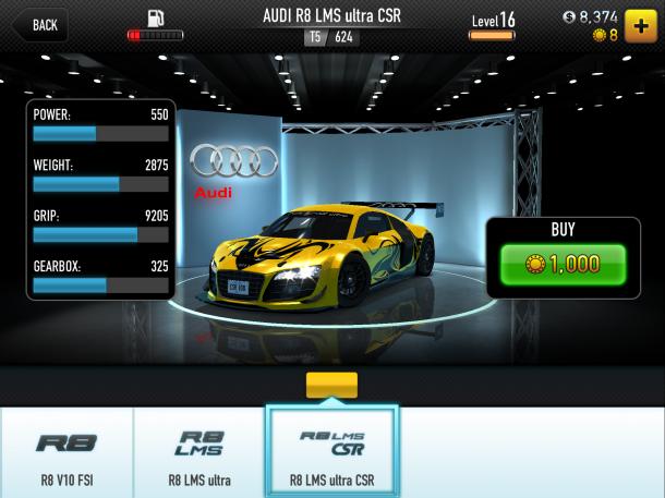 Как сделать много денег в csr racing