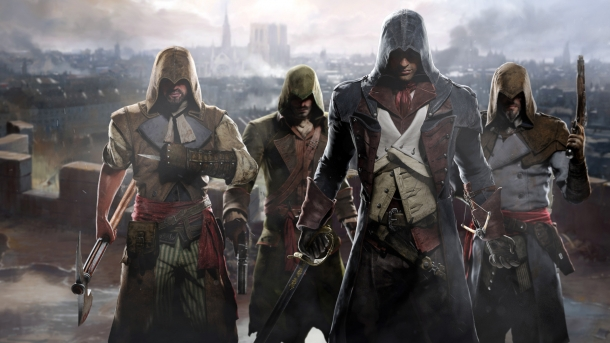 assassin's creed unity online crack