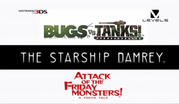 EarthBound, Mario Party & Guild 02 Trio Announced for the