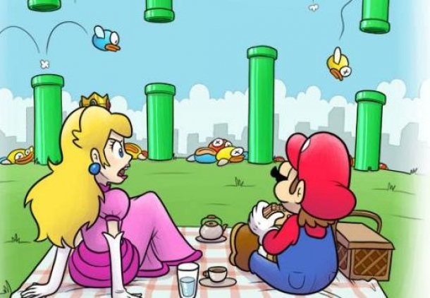 Flappy Bird To Return With Multiplayer Mode Gamewise - Flappy bird in real life