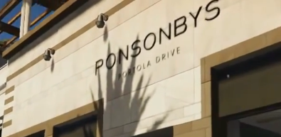 Ponsonby's, or Ponsonbys, is an expensive clothing store confirmed in