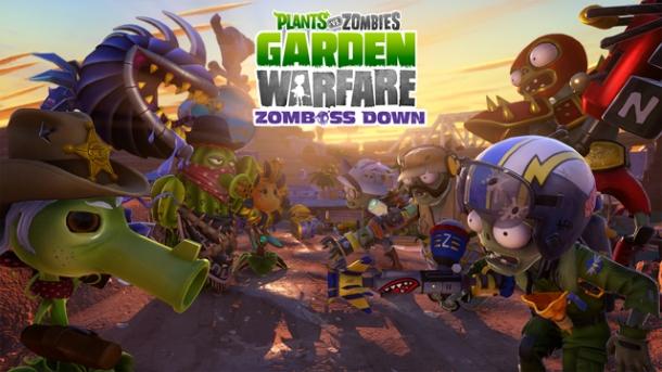 Plants vs  Zombies: Garden Warfare, PvZ: Garden Warfare