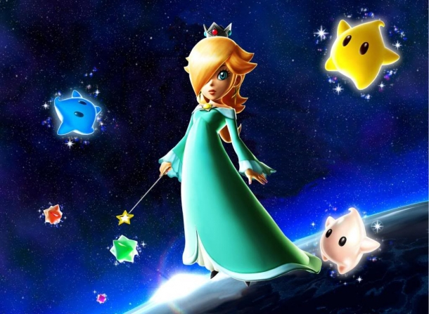 Rosalina & Luma Join the Fight in Super Smash Bros - Gamewise
