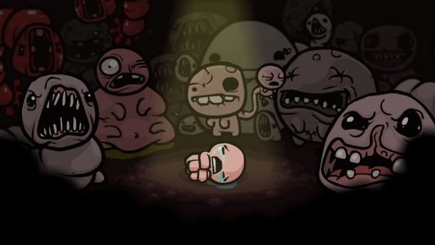 Tough Love Passive Collectibles The Binding Of Isaac Wrath Of
