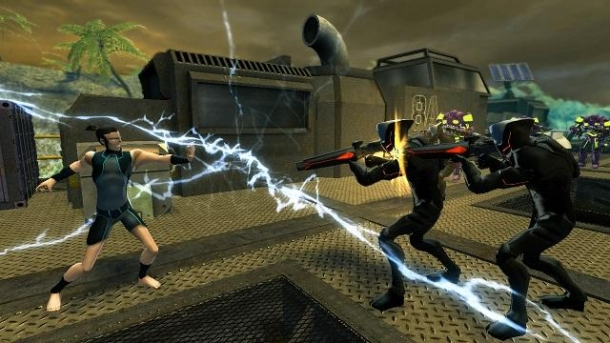 Young Justice: Legacy Cancelled on Wii and Wii U